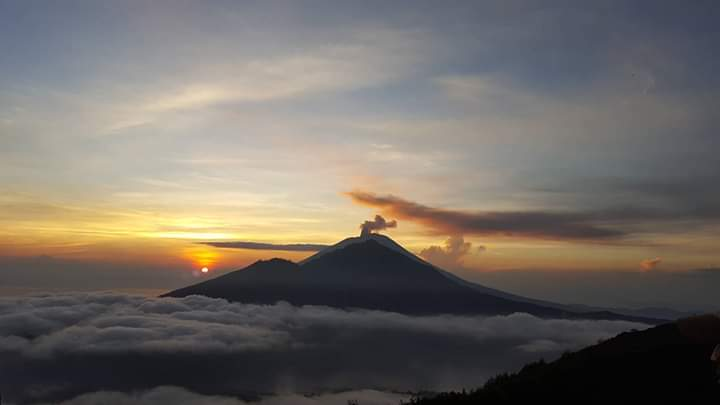 Mount Batur Sunrise Volcanic Exploration