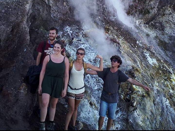 Batur Caldera Exploration